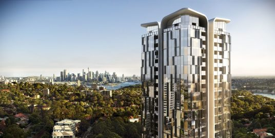2205/1 Marshall Avenue, St Leonards, NSW 2065
