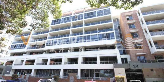 12/24 walker street , Rhodes NSW 2138